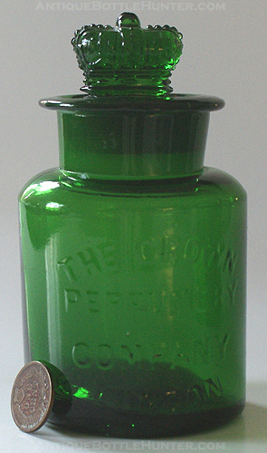 Flaschenjager Antique Bottle Hunter Com Antique